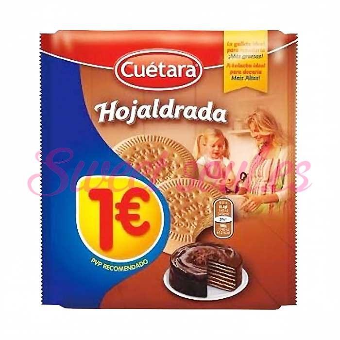GALLETAS MARIA HOJALDRADA CUETARA, 300g