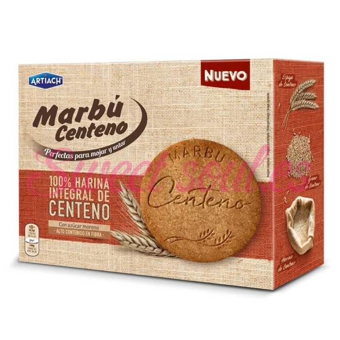 GALLETAS MARBU CENTENO INTEGRAL ARTIACH, 600g