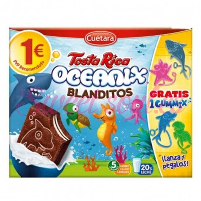 TOSTA RICA OCEANIX BLANDITOS 1€