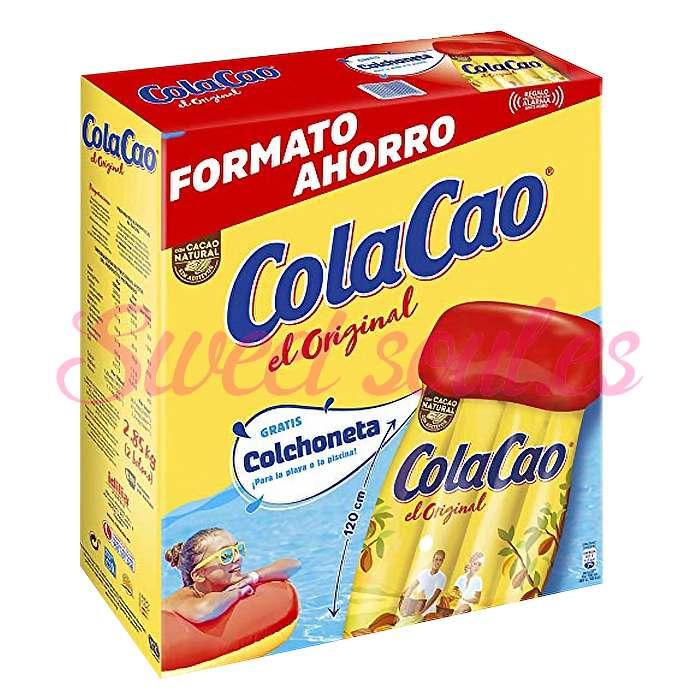 COLACAO ORIGINAL 2,85kg + COLCHONETA HINCHABLE