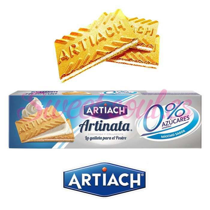 ARTINATA ARTIACH SIN AZUCARES AÑADIDOS, 175g