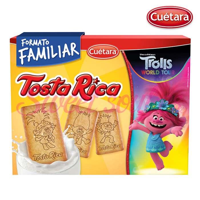 GALLETAS TOSTA RICA FAMILIAR 860g