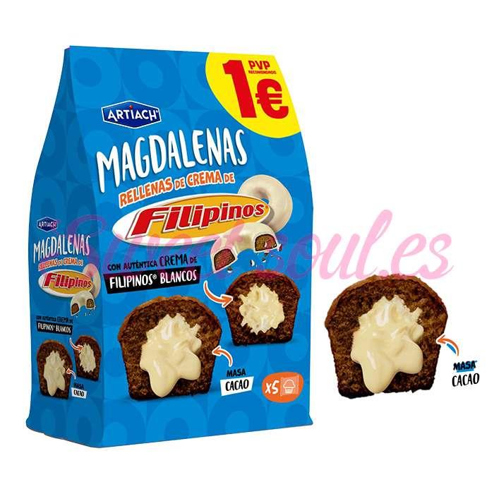 MAGDALENAS FILIPINOS 1€
