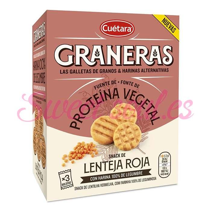 GRANERAS LEGUMBRES CUETARA 120g