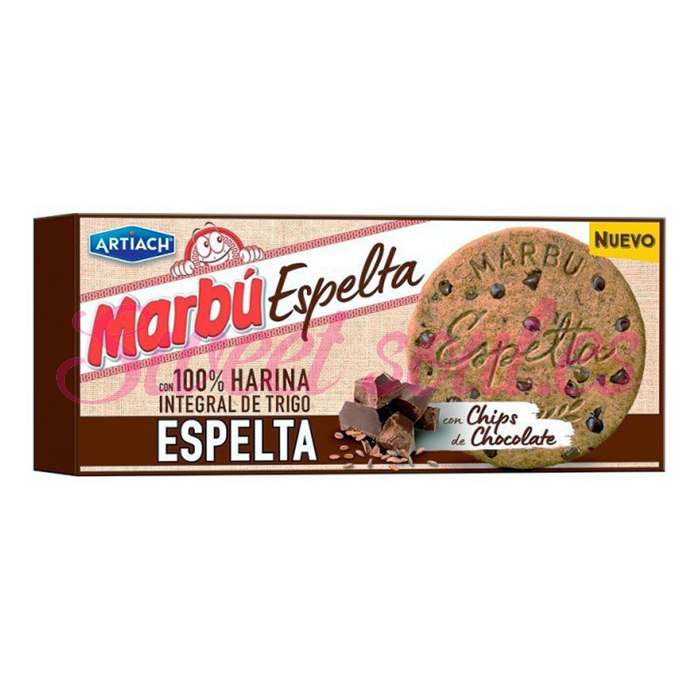 GALLETA MARBU ESPELTA 300g