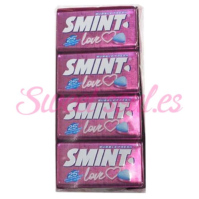 SMINT TIN, 12 UNDS