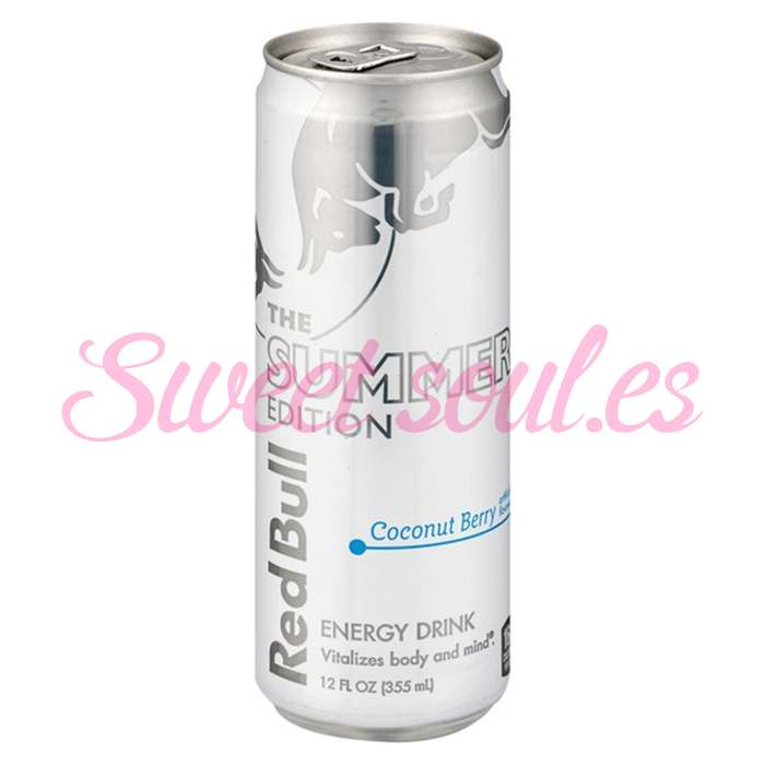RED BULL COCONUT EDITION, 12UNDSx250ml