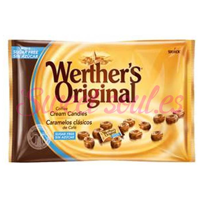 WERTHERS CAPUCHINO S/A 1kg.