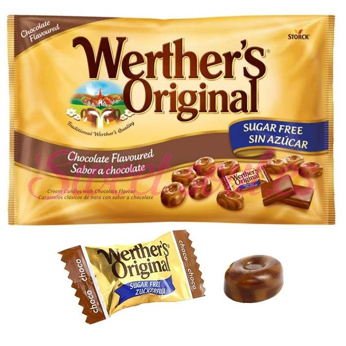 WERTHERS SABOR CHOCOLATE S/AZ KG.