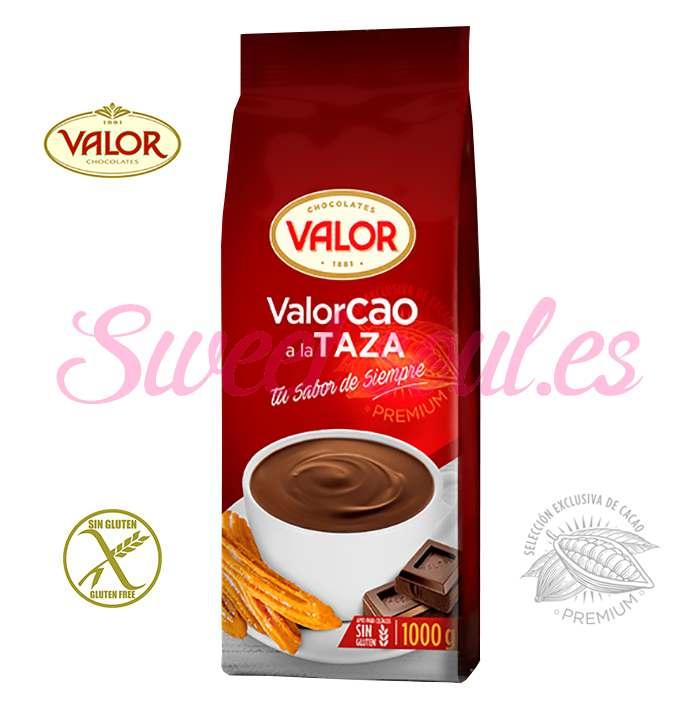 BOLSA DE VALORCAO A LA TAZA VALOR, 1000g