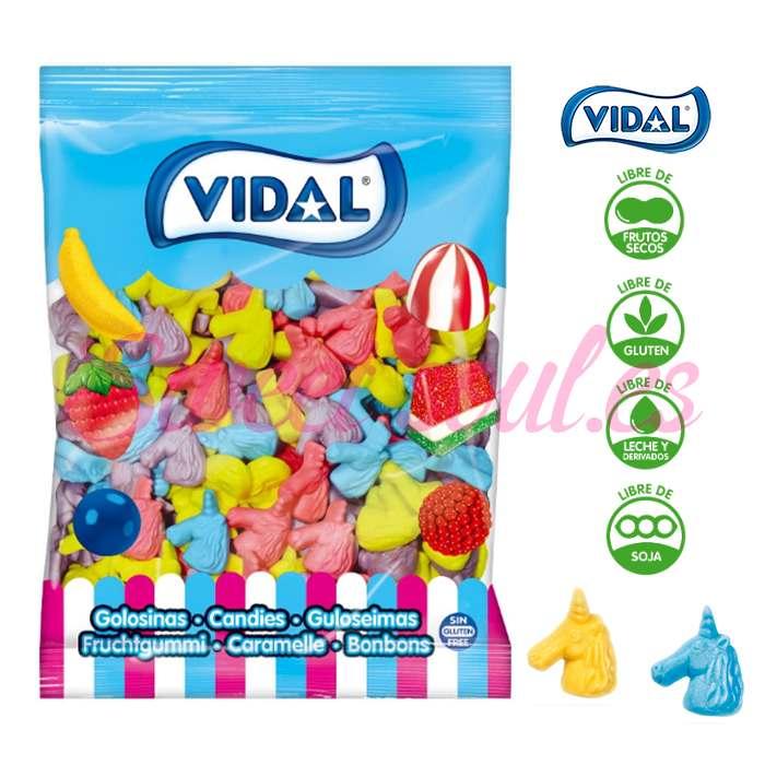 BOLSA DE GOMAS / GUMMY / JELLY VIDAL, 1kg
